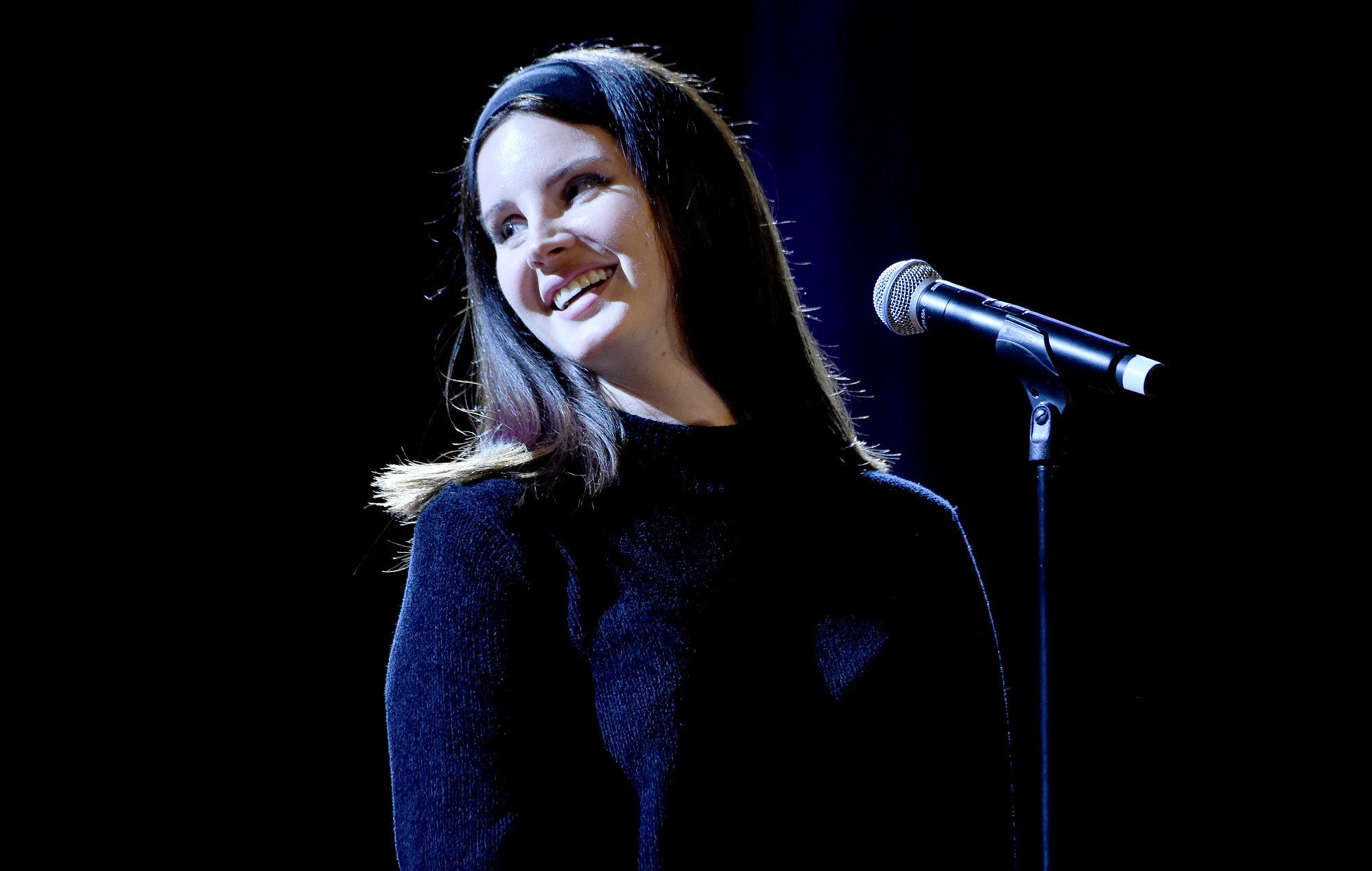 Lana Del Rey Teases Release Date Of New Album Norman