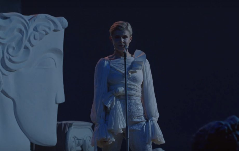 Watch Robyn dance on her own in her 'Ever Again' music video