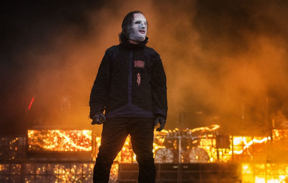 Slipknot's Corey Taylor explains the meaning of new album
