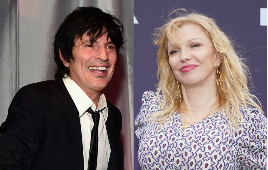 Tommy Lee hits back at Courtney Love criticising Mötley Crüe movie 'The Dirt'