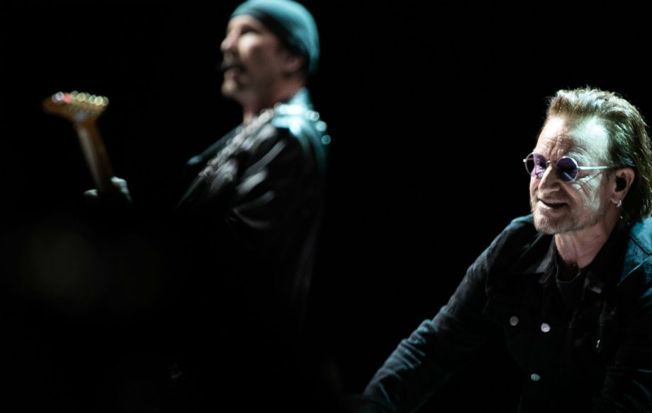 U2 announce reissue of two classic albums
