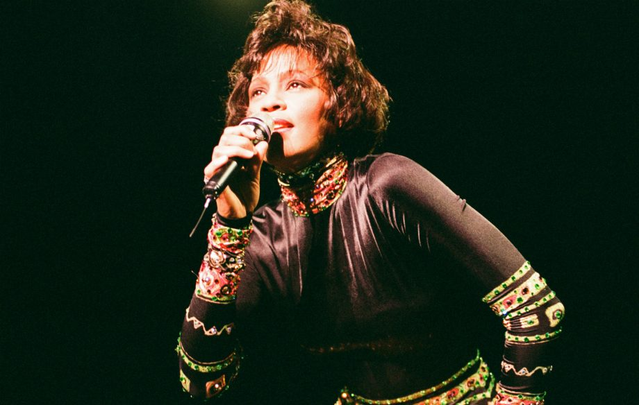 Listen to a previously unreleased Whitney Houston song