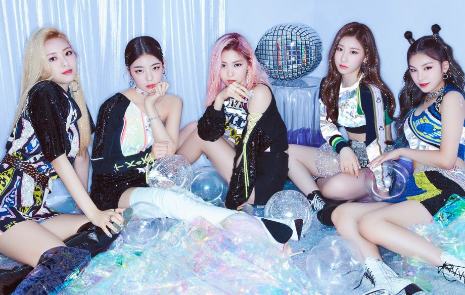 Watch K-pop rookies ITZY turn up the heat in their new video for 'Icy'