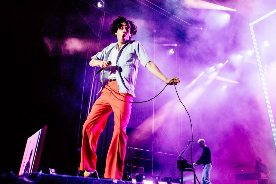 15 brilliant things about The 1975's festival set (as witnessed at Madrid's Mad Cool)