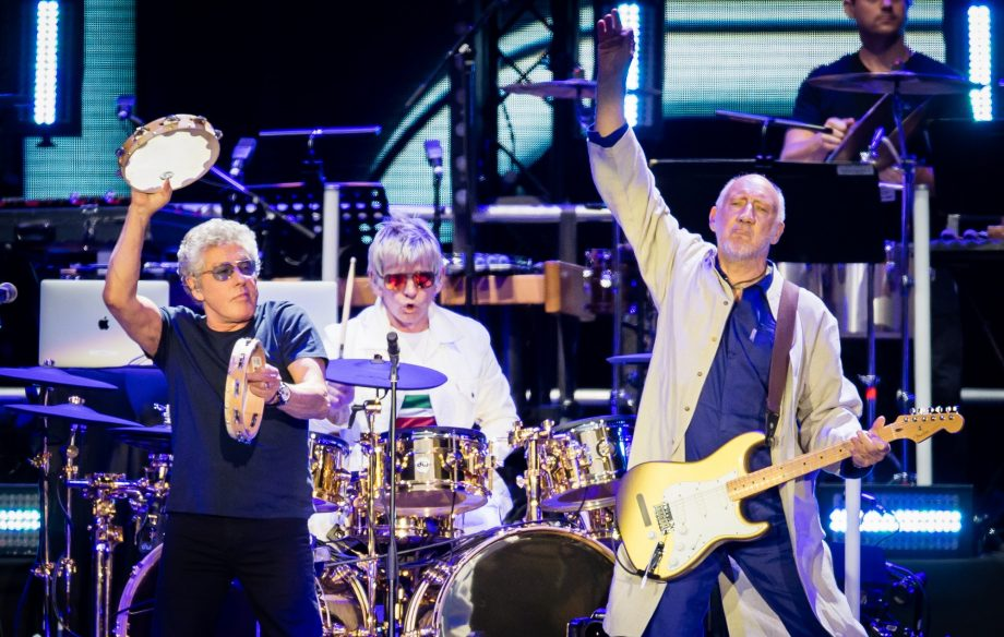 The Who bring an orchestra, Eddie Vedder and new songs for epic Wembley Stadium show