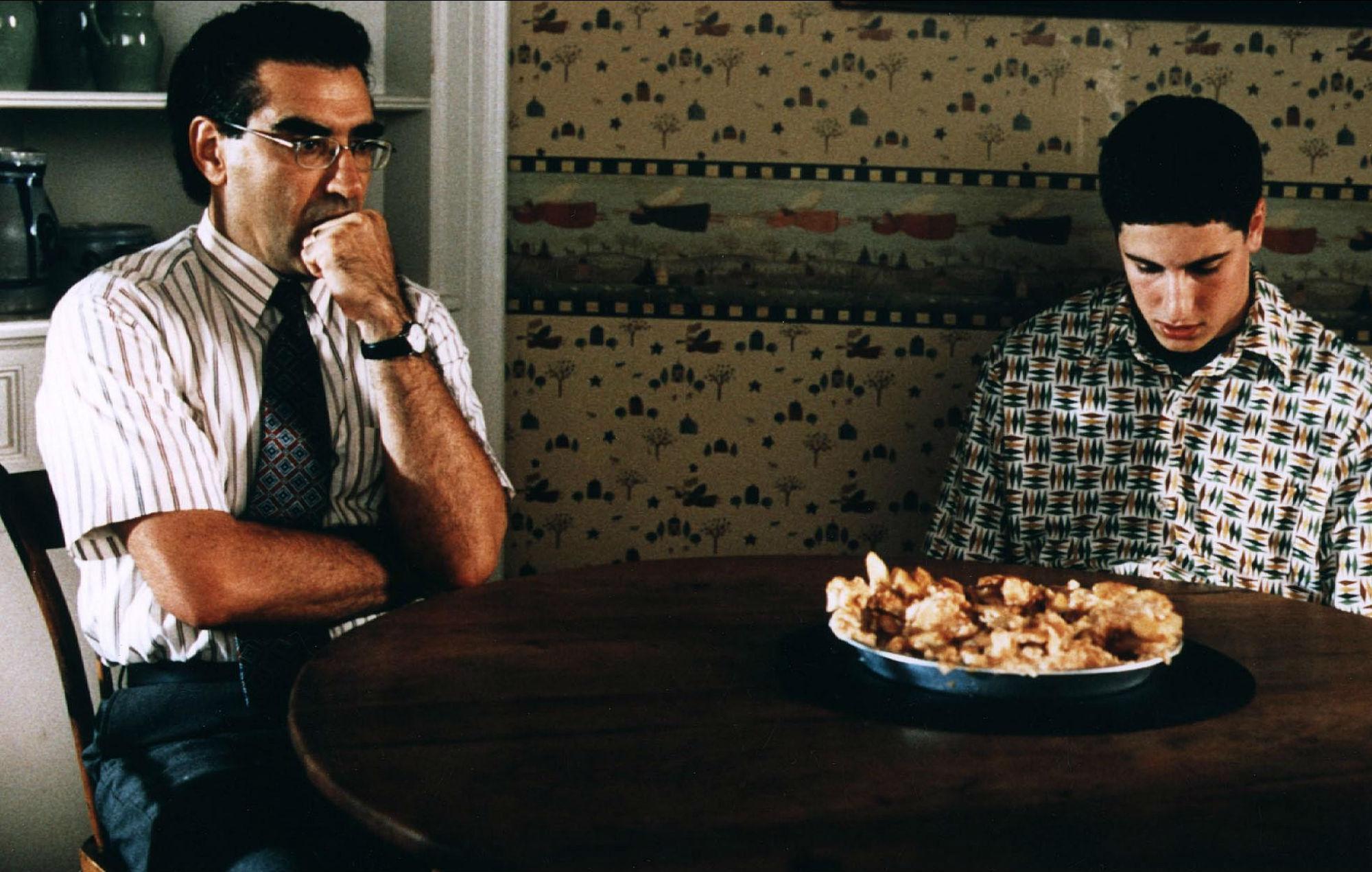American Pie Sex Images american pie reunion: cast reveals set secrets (exclusive