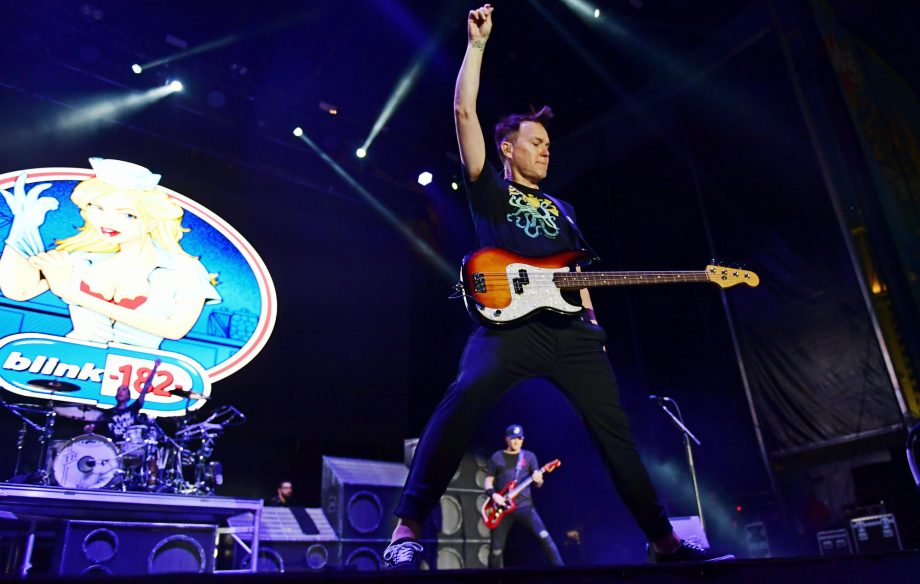 Blink-182 share empassioned new single 'Happy Days' to mark the