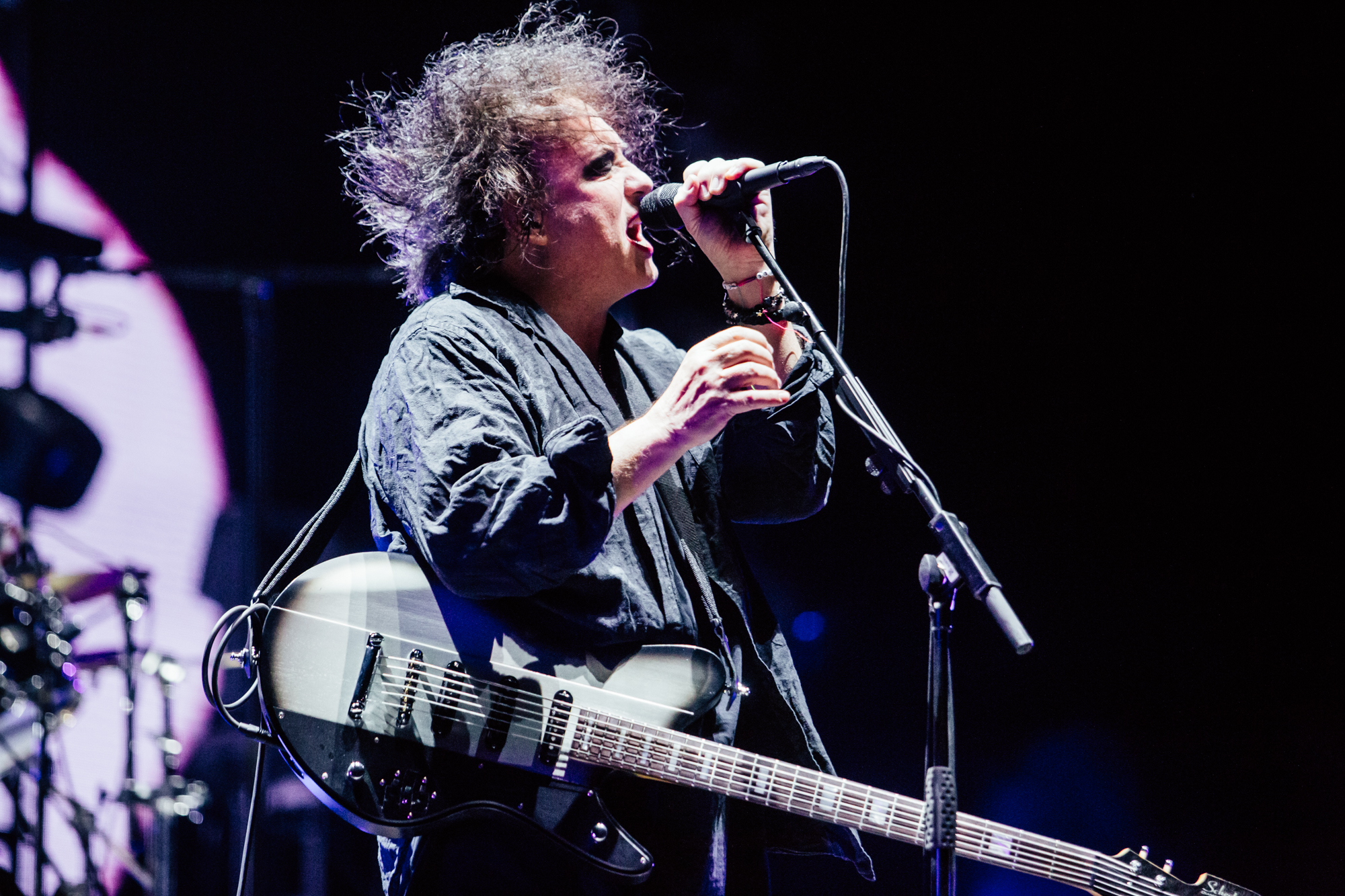 "Robert Smith on how family tragedy shaped the ""darkness"" of The Cure's new album"