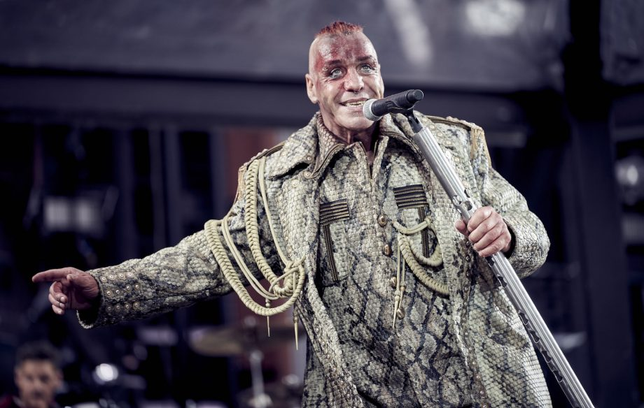 Fire, fireworks and flaming babies: the five hottest moments in Rammstein's stunning Milton Keynes show