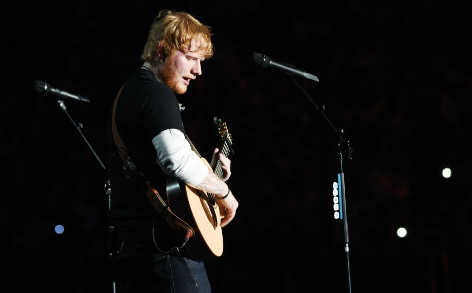 Ed Sheeran No 6 Collaborations Project A Track By