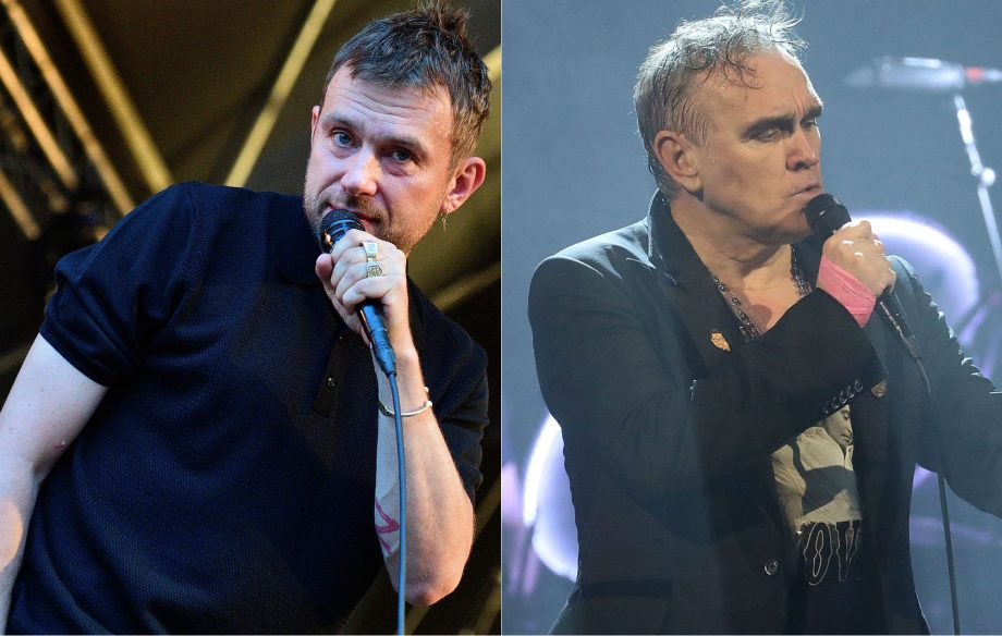"Damon Albarn on Morrissey's support of For Britain: ""If you don't live in the country, then you shouldn't be dabbling in politics"""