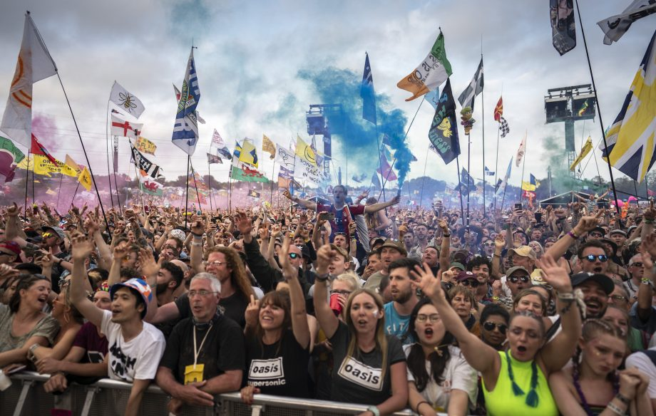 Glastonbury Festival secures permission to increase capacity for 2020
