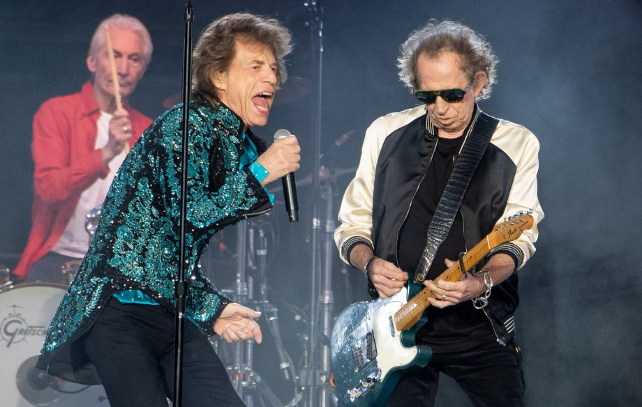 Watch The Rolling Stones cover 'Mercy Mercy' for first time