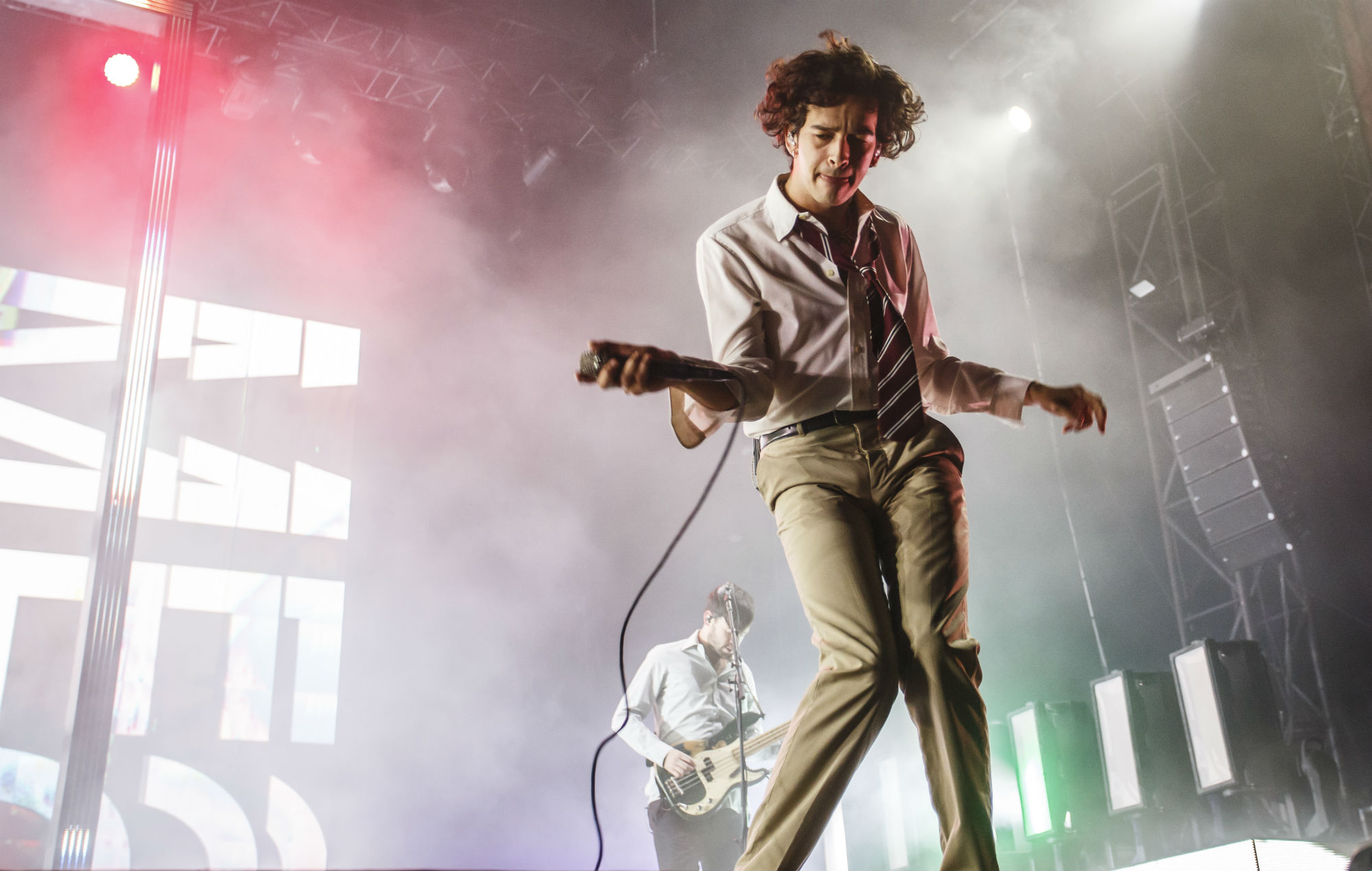 United We Rock Tour 2020  July 1 New The 1975 album 'Notes On A Conditional Form' – everything we