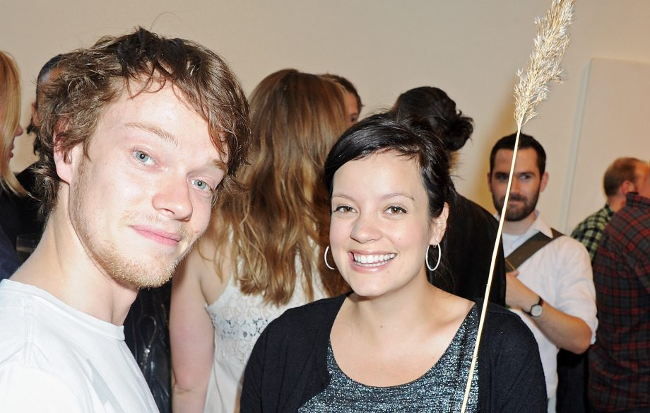 Alfie Allen's up for an Emmy – but remember when he was just Lily's stoner brother?
