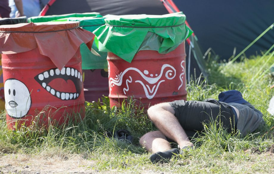 Got the post-Glastonbury blues? From playlists to positive thinking, here's how to deal