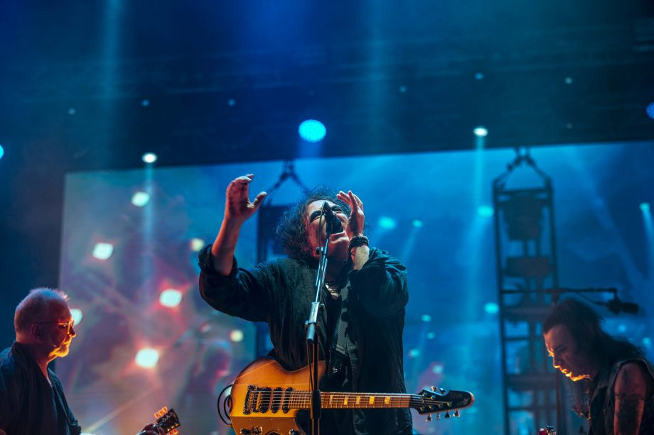 EXIT festival day one: The Cure light up Serbia's Peace Fortress