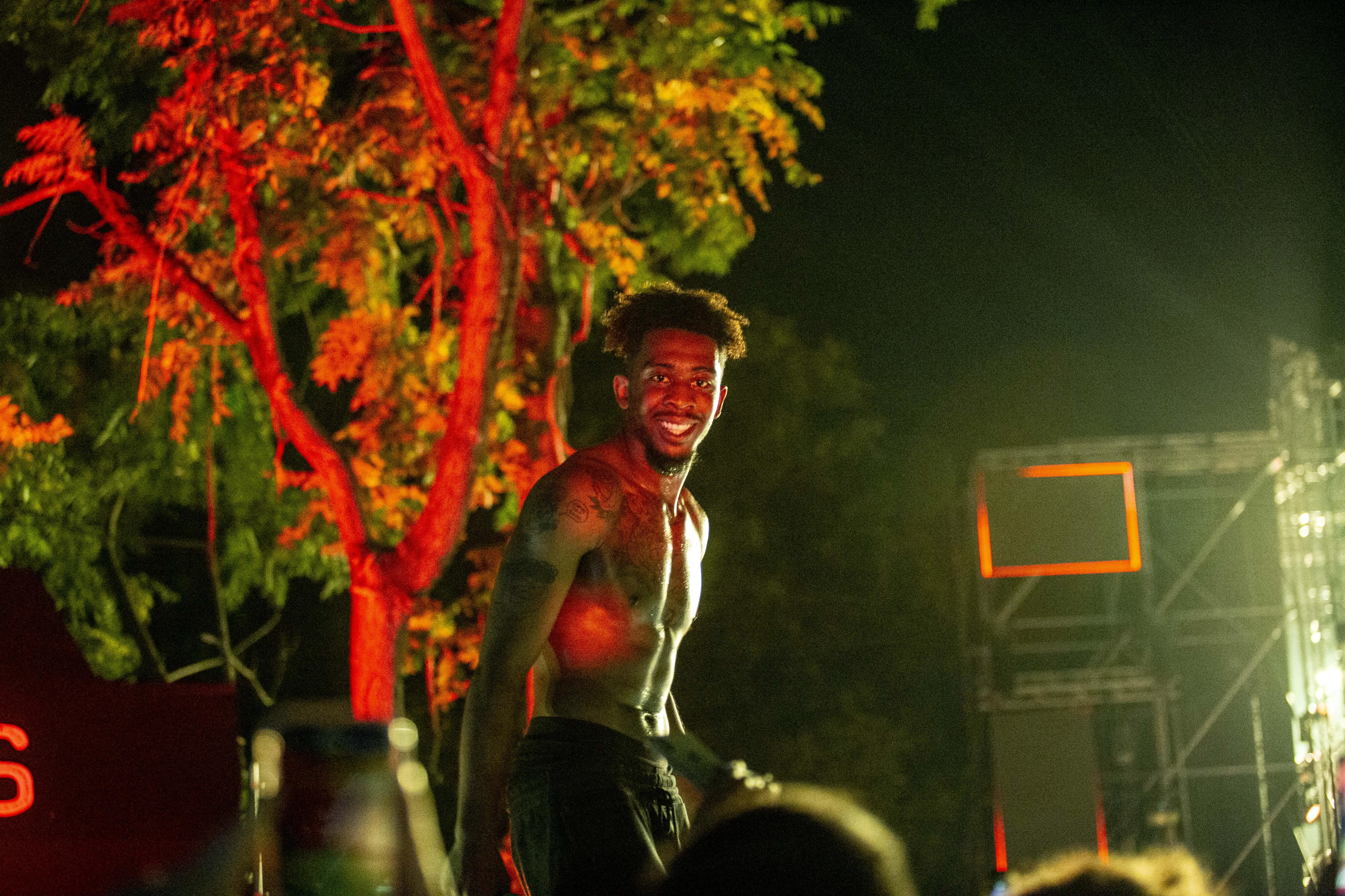 Closing Serbia S Exit Festival Desiigner Danced On Nme S