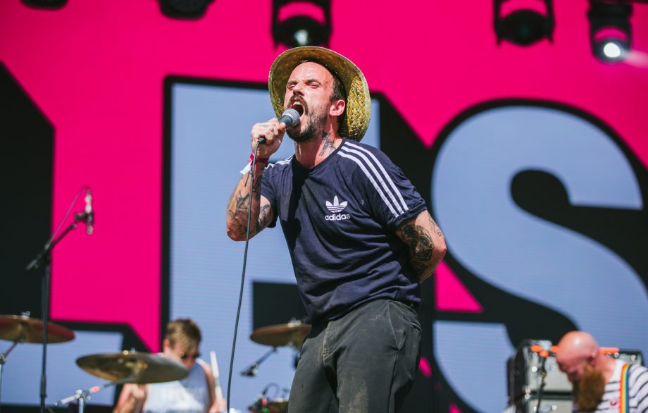IDLES, Mac DeMarco and The Hives celebrate freedom at Festival Beauregard 2019