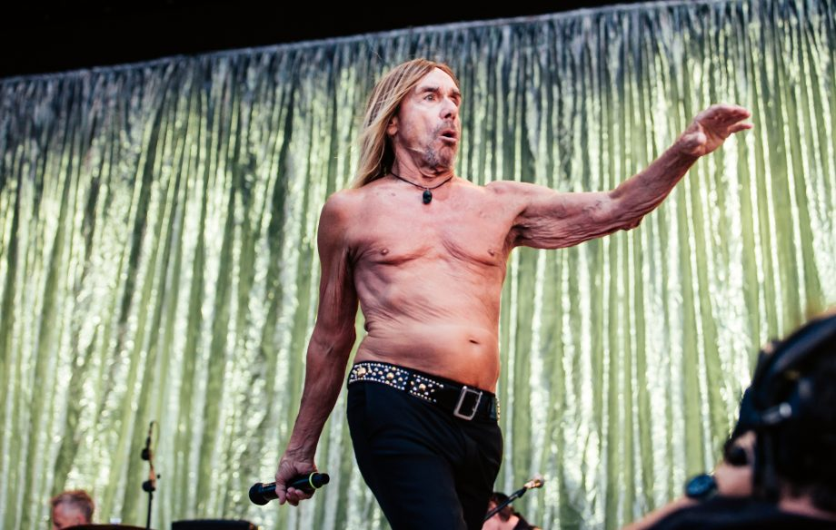 Iggy Pop at Mad Cool: 50 years on, rock 'n' roll's great survivor is still the most thrilling performer