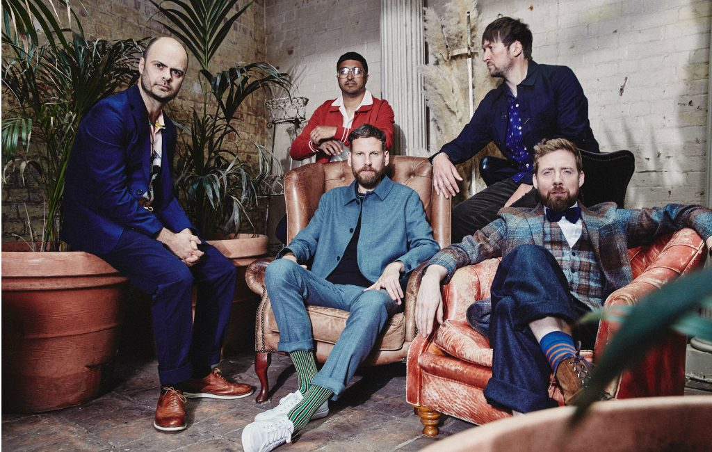 Kaiser Chiefs on the chances of an 'Employment' 15th anniversary tour