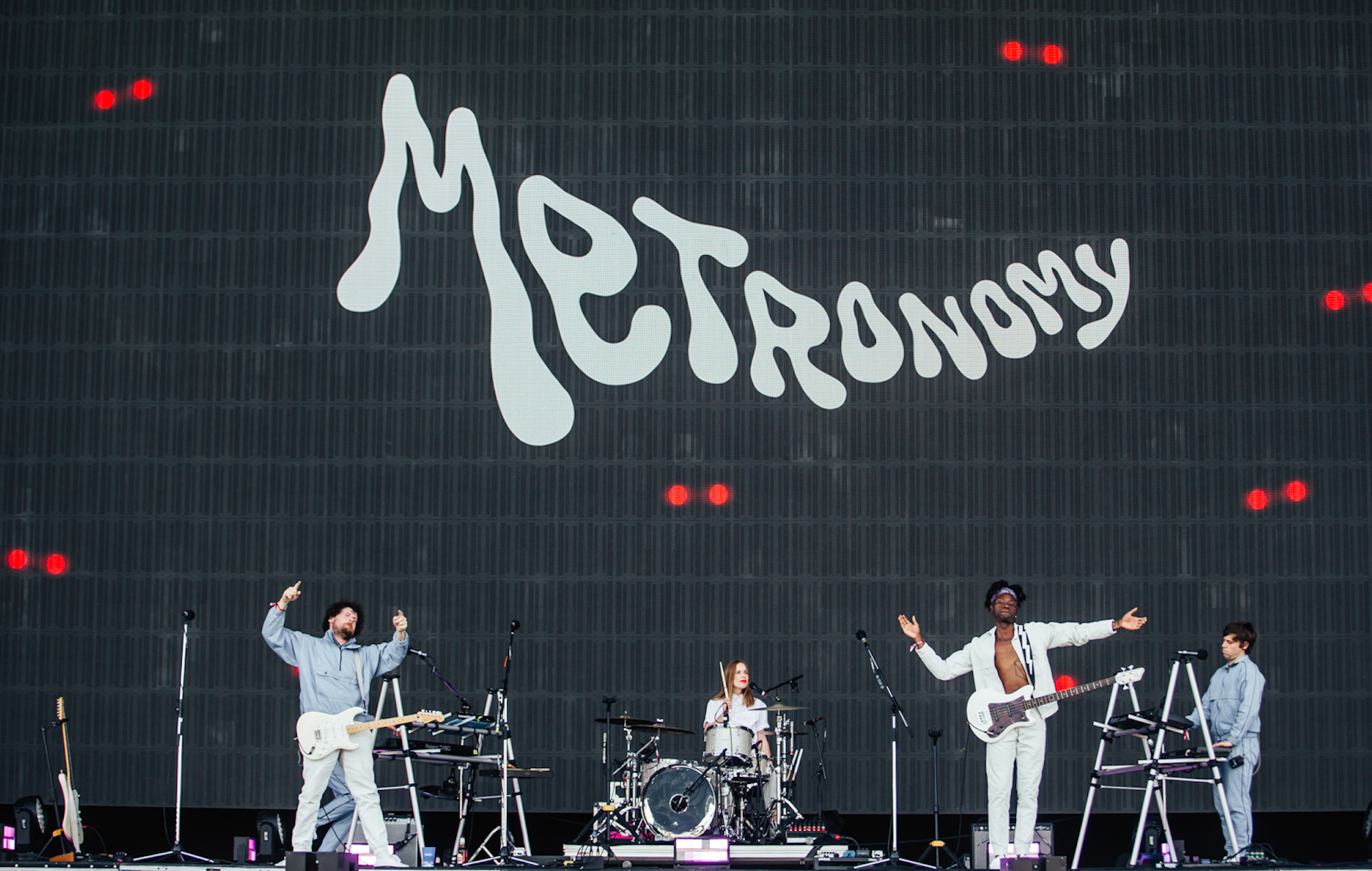 """Metronomy: """"The special thing about this band? We haven't changed for 15 years!"""""""