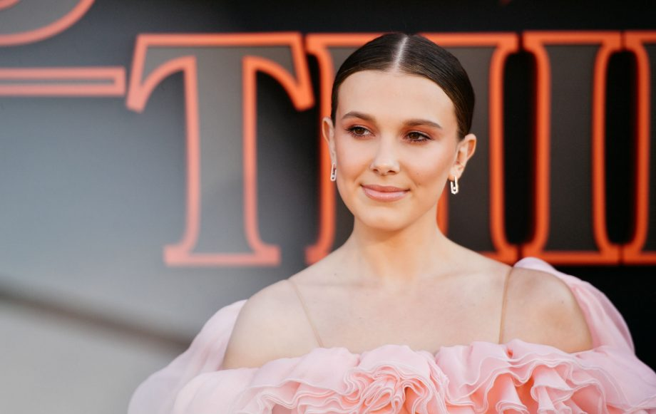 Millie Bobby Brown posts Instagram tribute to Dacre