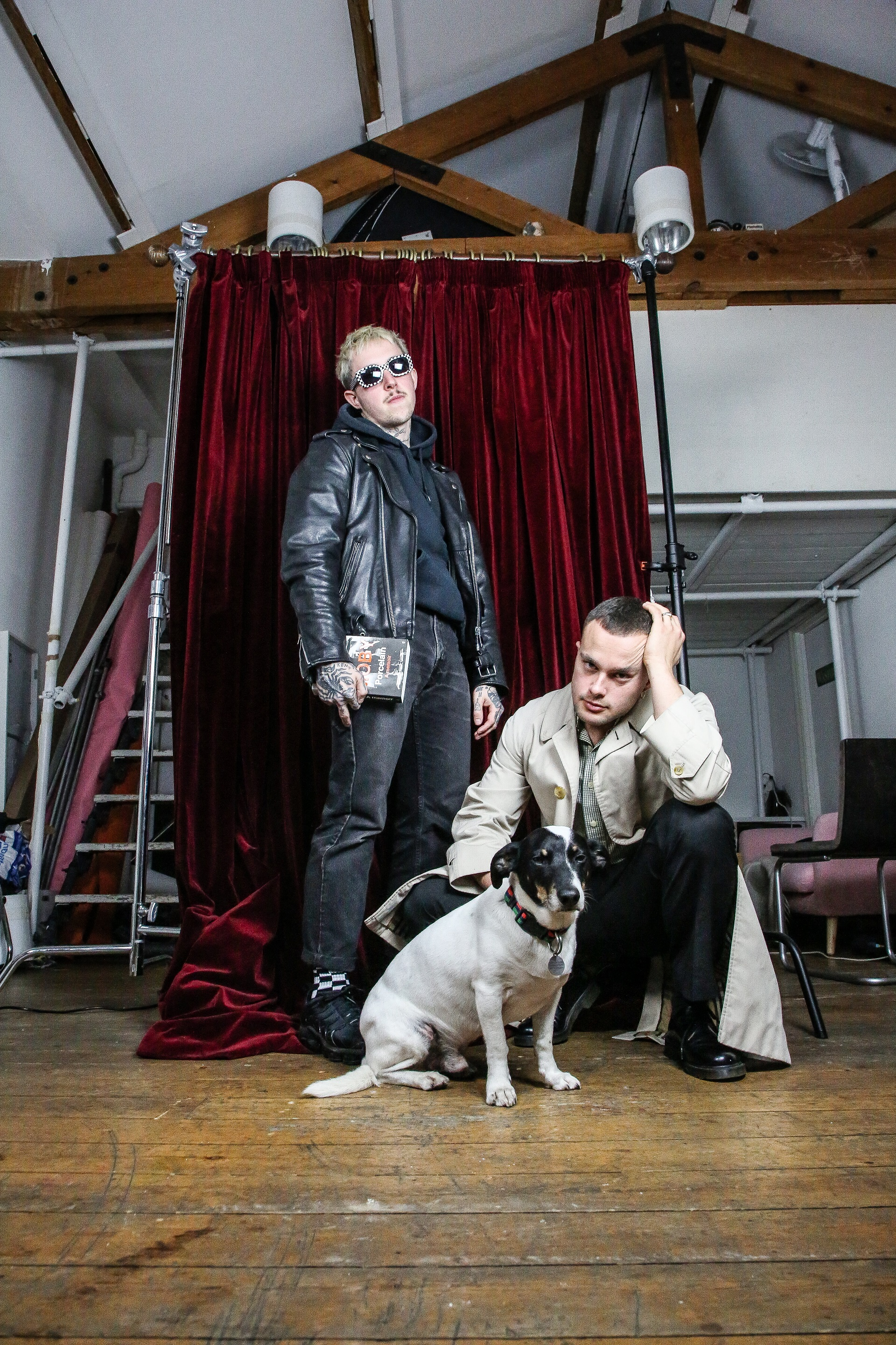 Slaves on how new EP 'The Velvet Ditch' shows off