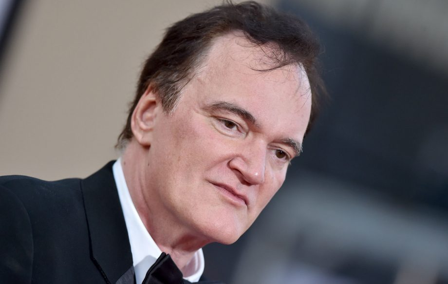 Listen to a huge playlist Quentin Tarantino has made of all his favourite music from his own films