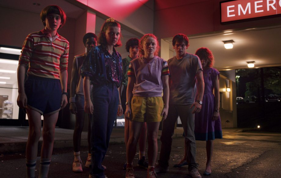 Image result for stranger things the sauna test