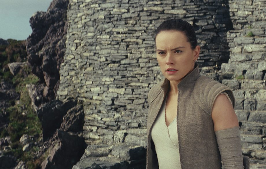 """Daisy Ridley says 'Star Wars' fans will be """"very satisfied"""" with 'Rise Of The Skywalker'"""
