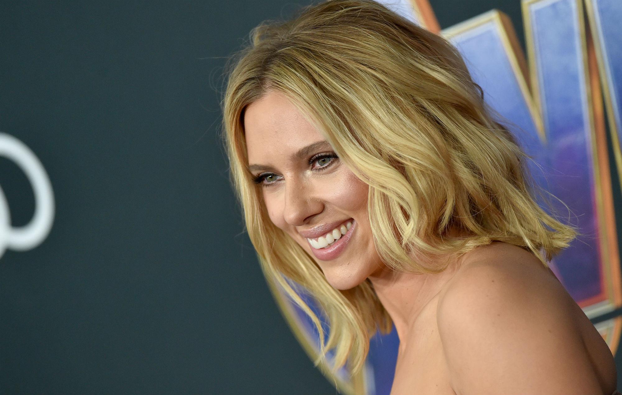 """Scarlett Johansson says 'Black Widow' movie gave her """"closure"""""""
