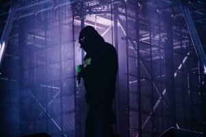 Skepta's DYSTOPIA987 at Manchester International Festival 2019