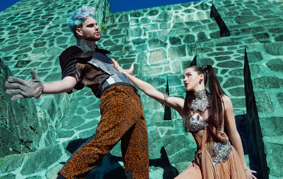 """Sofi Tukker: """"Electric Castle will be our first show in two months, which we're really excited for!"""""""