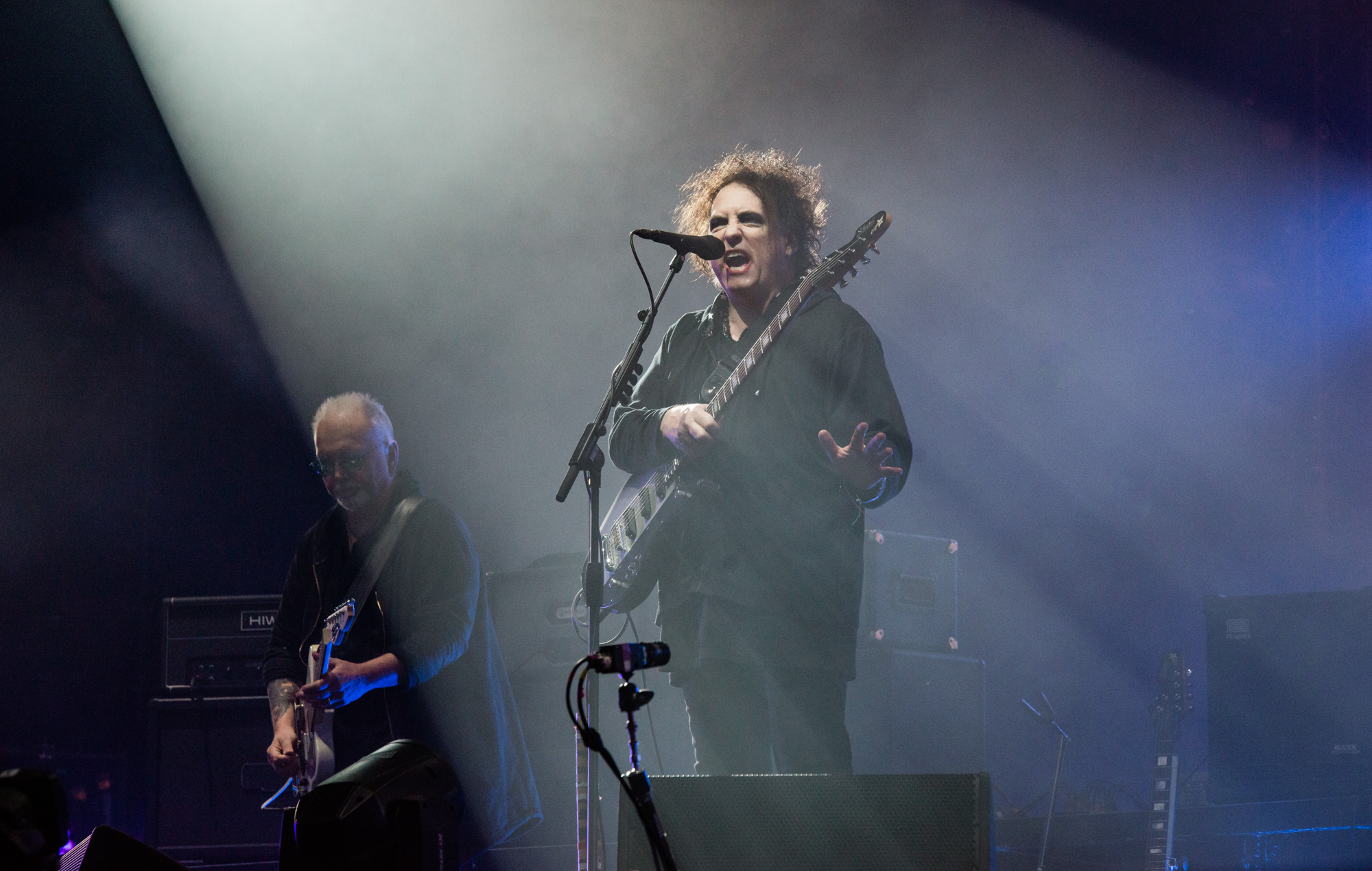 The Cure's Robert Smith reveals three new albums are in the works