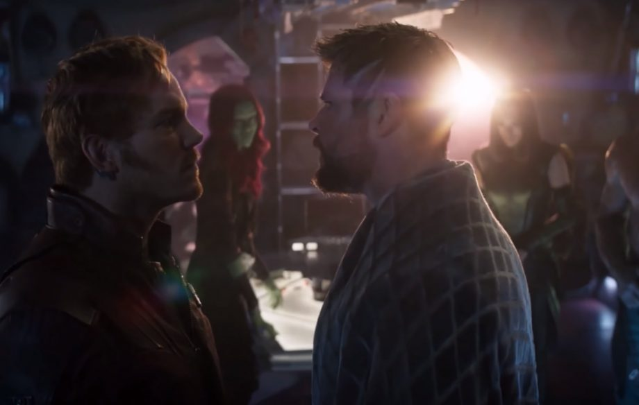 James Gunn explains how 'Thor 4' fits into the 'Guardians Of The Galaxy' timeline