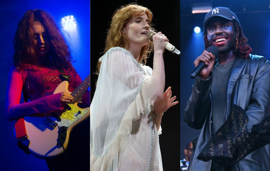 The must-see moments of Florence + The Machine's British Summer Time Festival