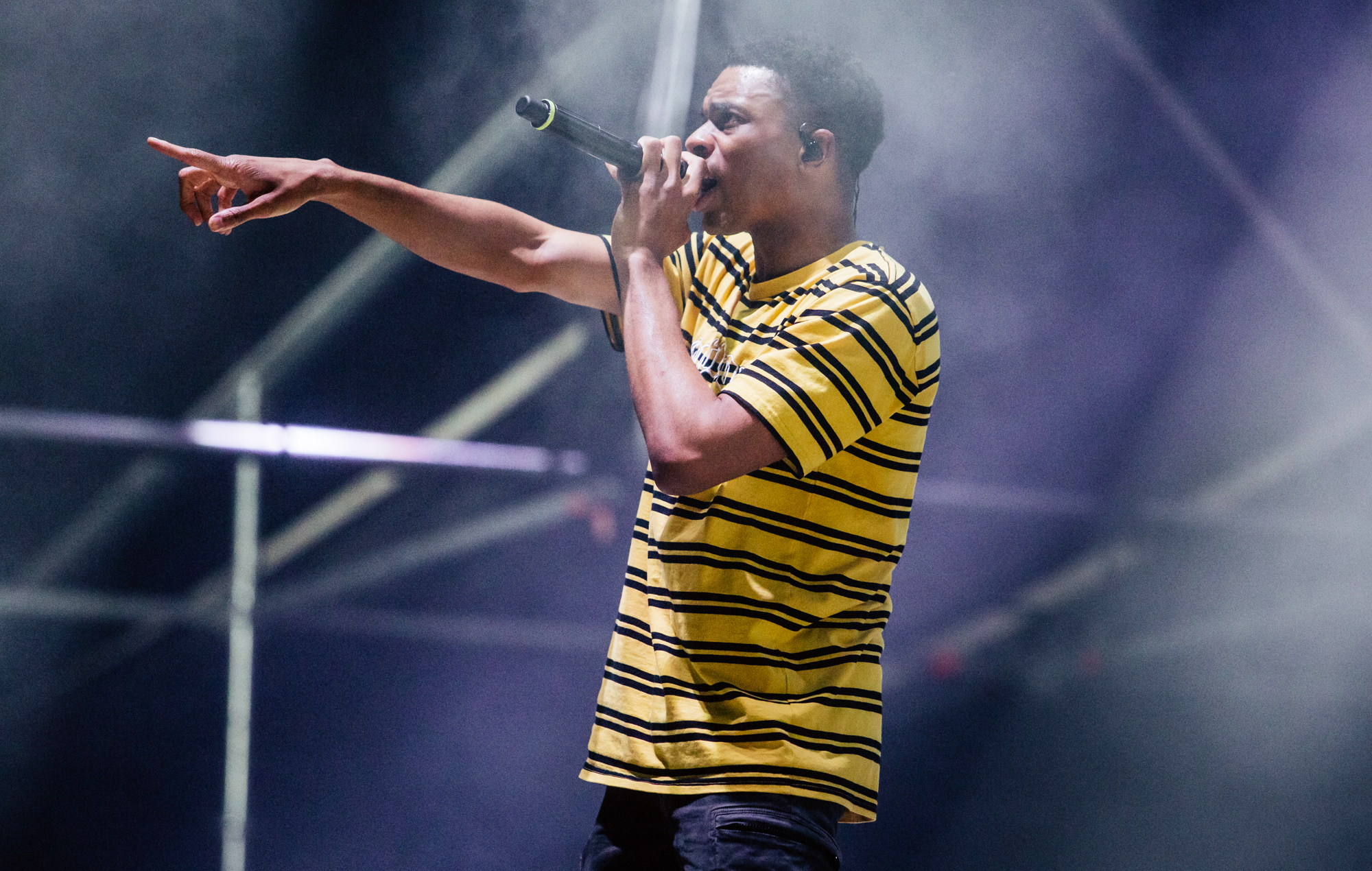 Vince Staples debuts 'The Vince Staples Show' with new song, 'So What?'