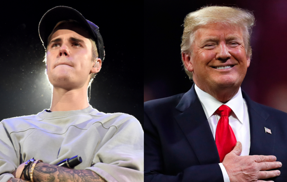"Justin Bieber responds to Donald Trump's offer to help free A$AP Rocky: ""Can you also let those kids out of cages?"""