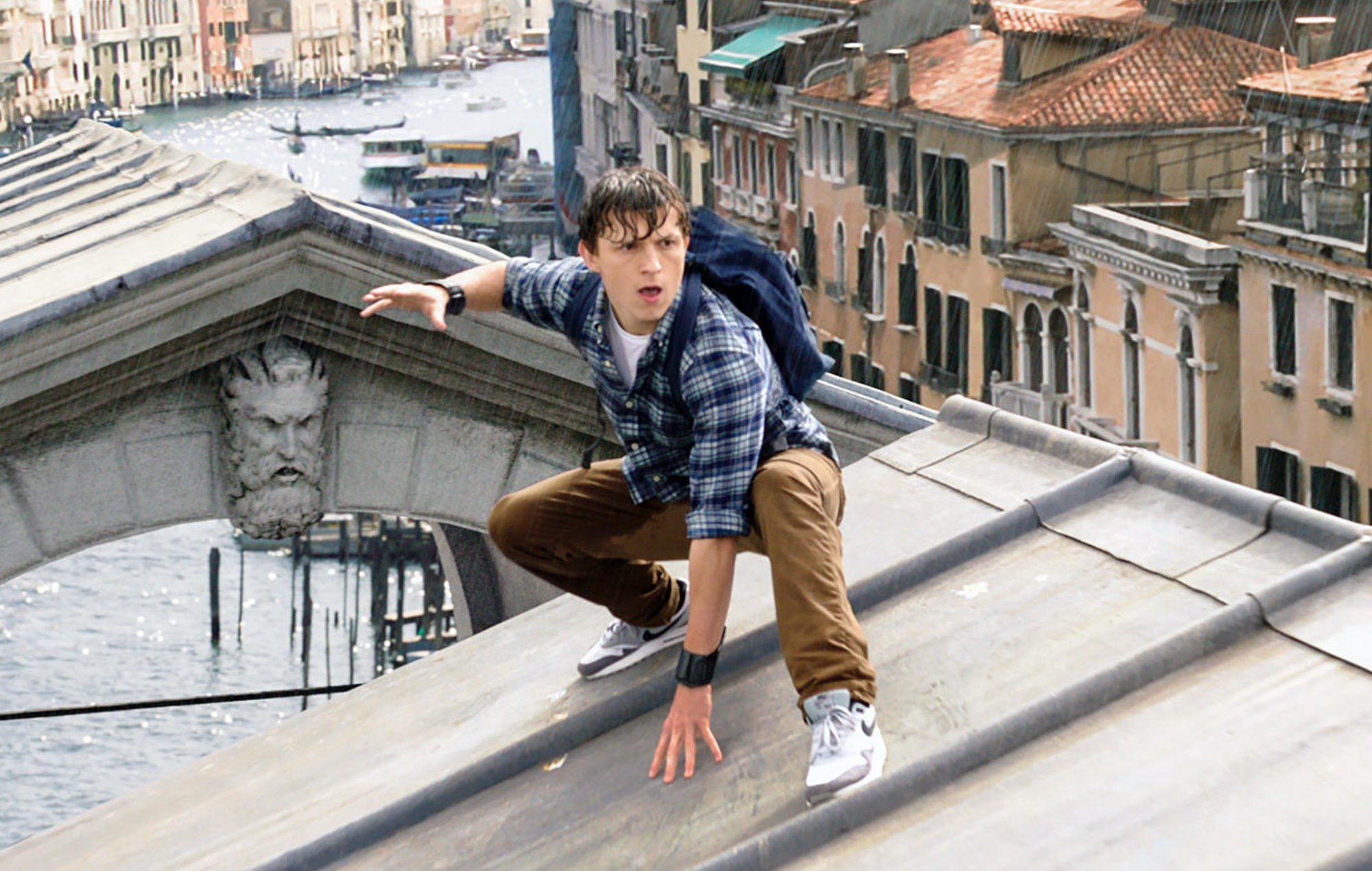 Tom Holland reportedly freed Spider-Man from the Marvel and Sony dispute