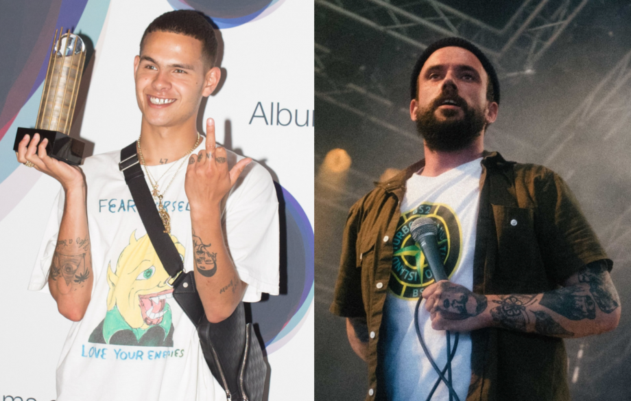 Watch as Slowthai joins IDLES during their Kendal Calling close out set