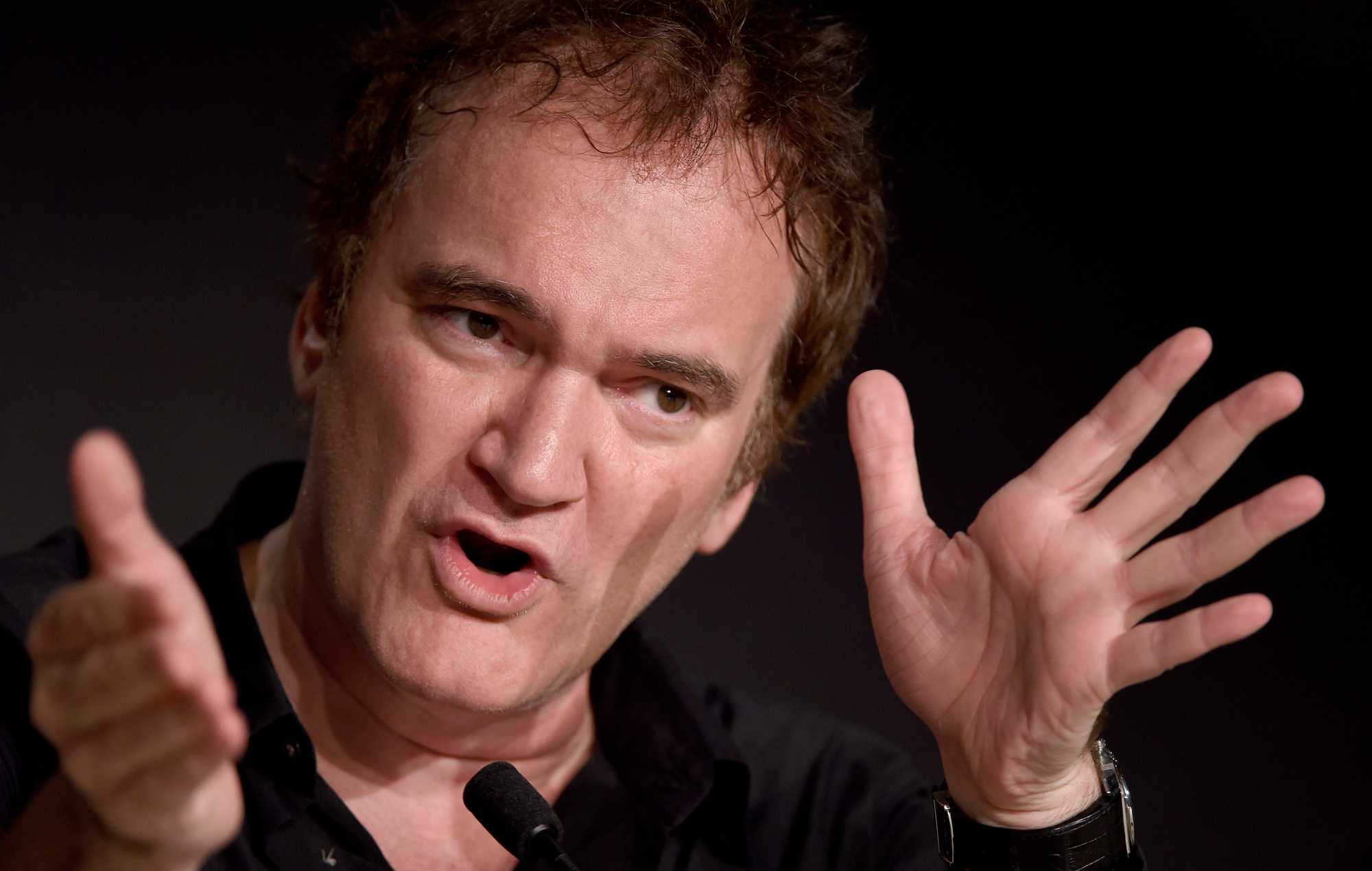 """""""I've come to the end of the road"""": Quentin Tarantino says he's quitting directing movies"""