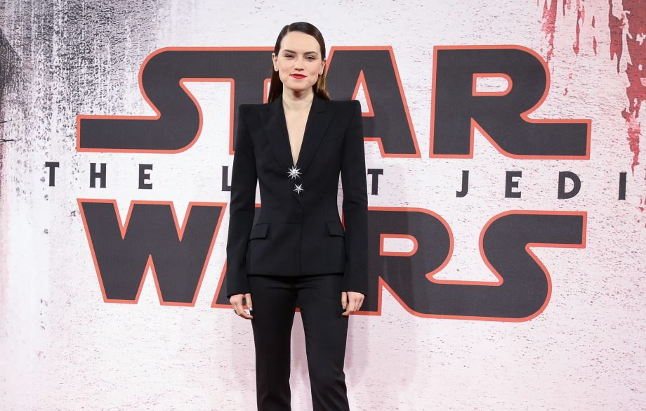 "Daisy Ridley says she wishes fan reactions to Star Wars weren't ""so vicious"""
