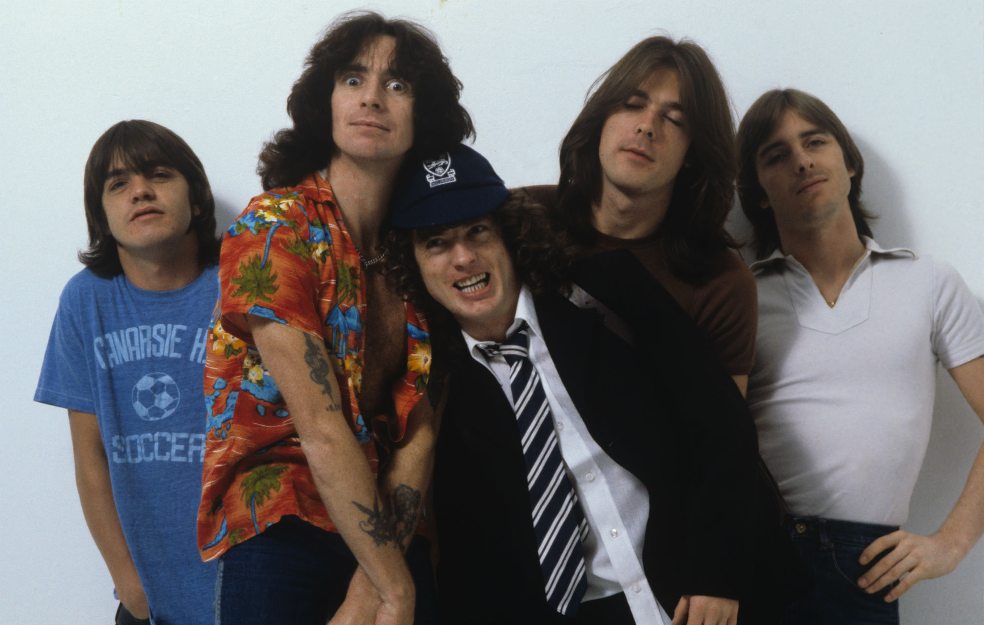 AC/DC return to social media to mark 40th anniversary of 'Highway To Hell'