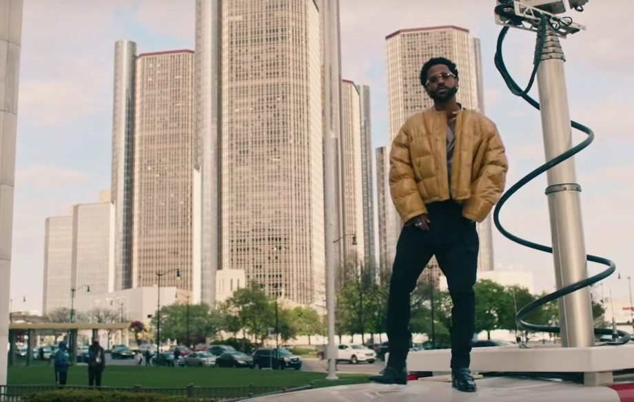Big Sean gets put on trial for cheating in his 'Single Again' video