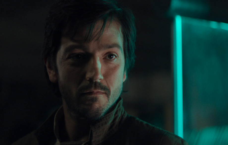 "Diego Luna was ""so disappointed"" with 'Rogue One: A Star Wars Story' ending"