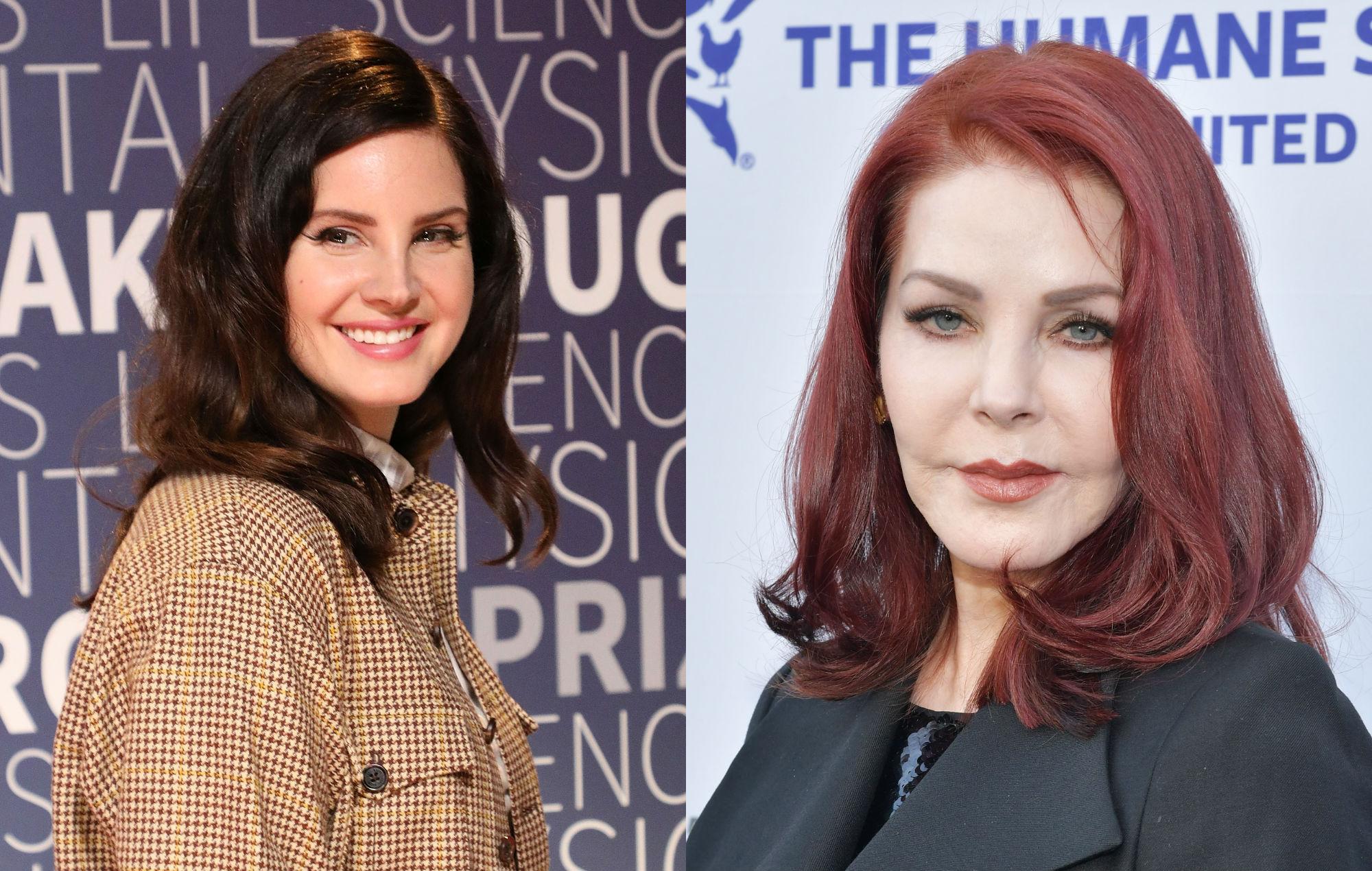Lana Del Rey Reportedly Wants To Play Priscilla Presley In