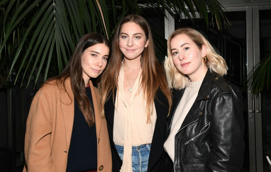 Haim tease a jazzier direction after sharing new music clip on Instagram