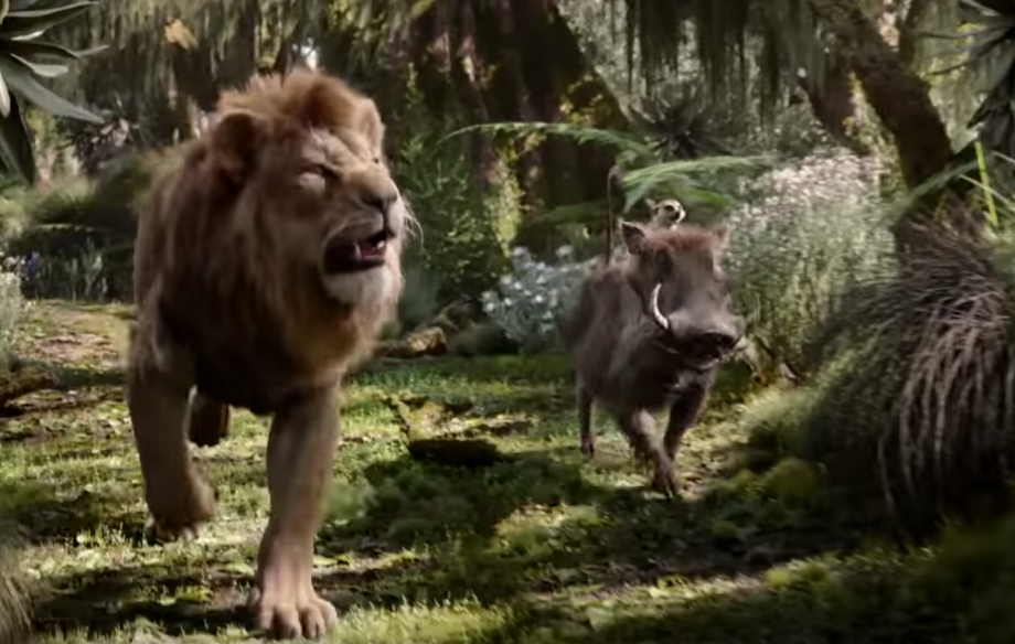 New Hakuna Matata Clip From The Lion King Divides Fans