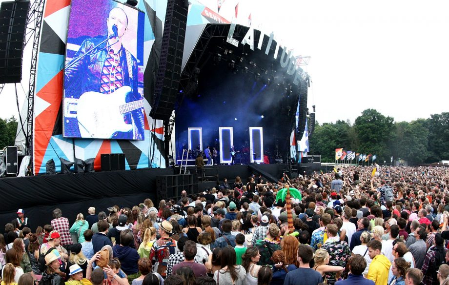 Here's the weather forecast for Latitude Festival 2019